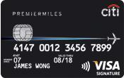 Citi, PremierMiles Visa Card