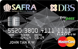 DBS-SAFRA DBS Credit card
