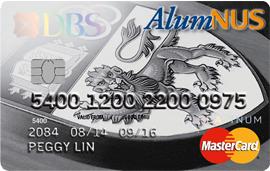 DBS-NUS Alumni MasterCard