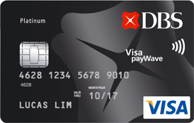 DBS-Visa Debit Card