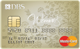 Woman's World Mastercard