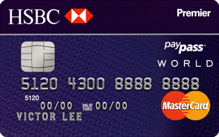 HSBC-Premier Mastercard