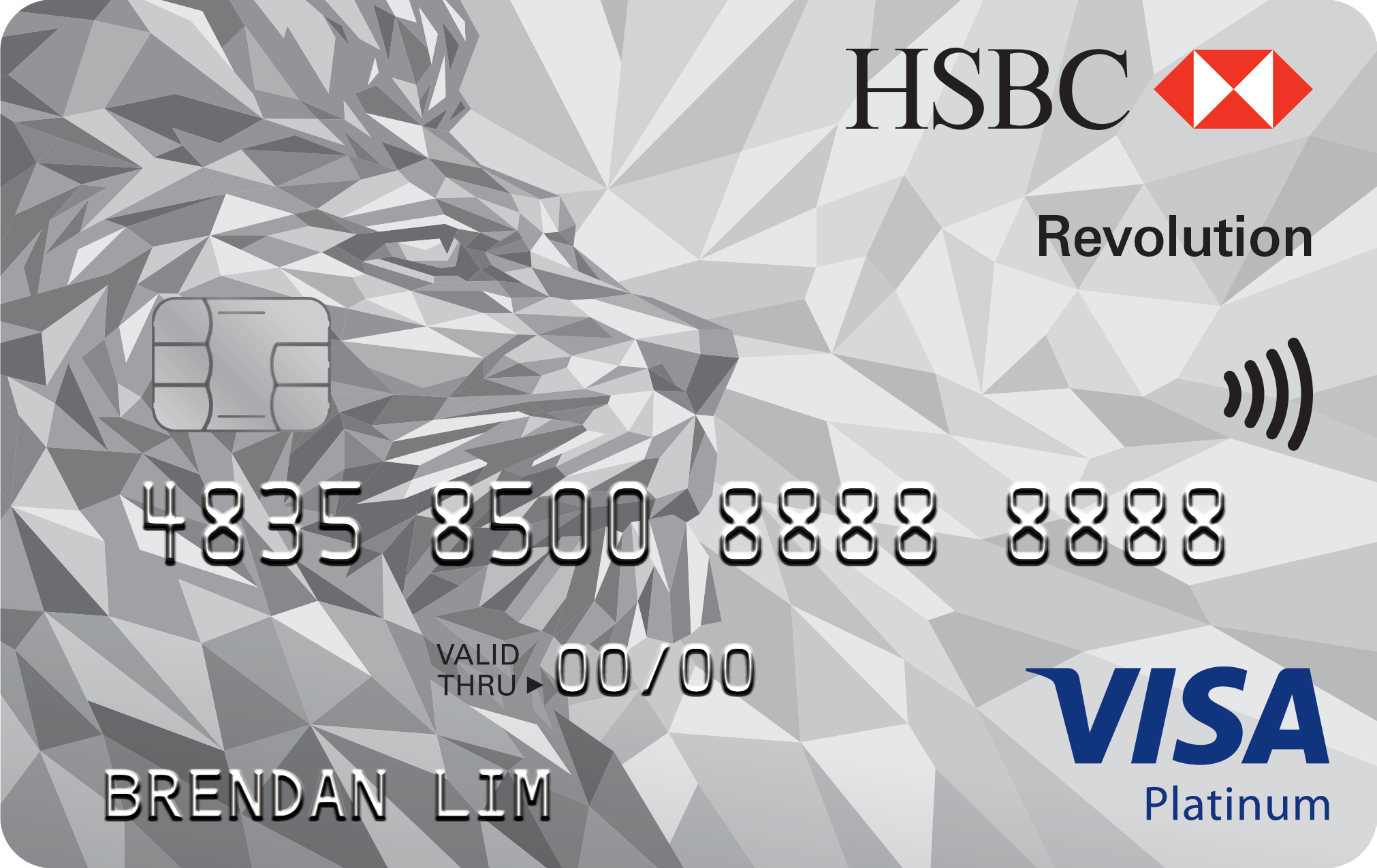 HSBC-Revolution Card