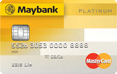 Maybank-Platinum Debit Card