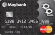 Maybank-DUO Platinum MasterCard