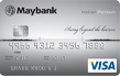 Maybank-Horizon Platinum Visa Card