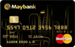 Maybank-World Mastercard