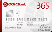 OCBC-365 Credit Card