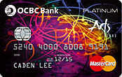 OCBC-Arts Platinum
