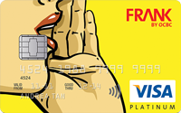 OCBC, Frank Credit Card
