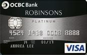 Robinsons Visa Platinum Card