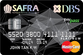SAFRA-DBS Credit Card