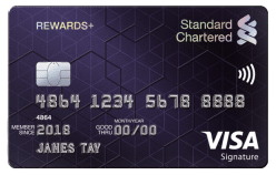 Standard Chartered-Rewards +