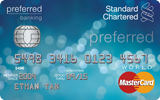 Standard Chartered-Preferred Banking World MasterCard