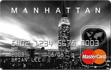 Standard Chartered-Manhattan World MasterCard