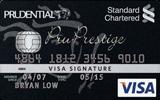 PruPrestige Visa Signature