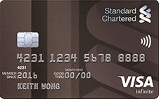 Standard Chartered-Visa Infinite