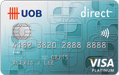 UOB-Direct Visa Debit Card