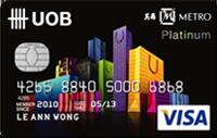 UOB-Metro-UOB Card