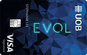 UOB-EVOL (Previously YOLO Card)