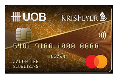 UOB-KrisFlyer UOB Credit Card