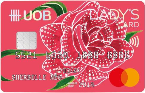 UOB-Lady's Platinum Card