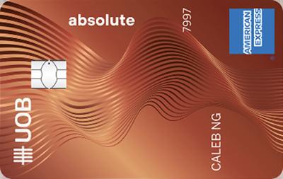 UOB-UOB Absolute Cashback Card