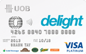 UOB-Delight Credit Card