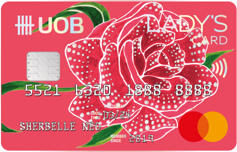 Lady's Card