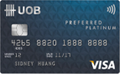 UOB-Preferred Platinum Card